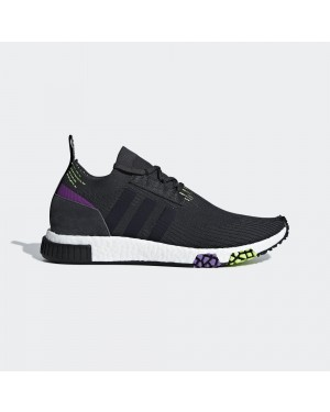 adidas Originals NMD_Racer PK Black Sneakers B37640