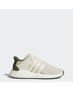 adidas EQT Support 93/17 Boost Beige Green BY9510