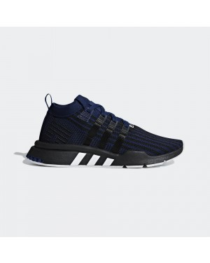 adidas EQT Support MID ADV PK B37512 Black/Dark Blue
