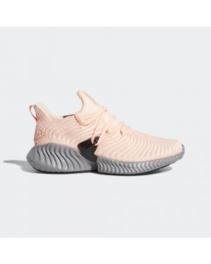 Women's adidas AlphaBounce Instinct Clear Orange/Silver/Grey CG5591