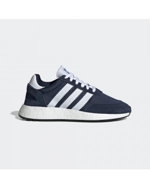 Adidas CG6038 I-5923 Women Shoes Navy White