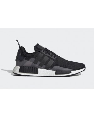 adidas NMD R1 Black Vapour Pink - EE5082