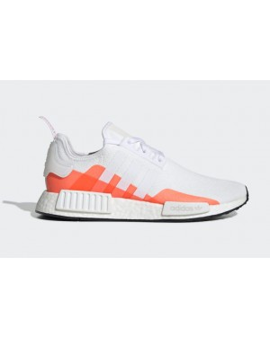 adidas NMD R1 Cloud White Solar Red - EE5083