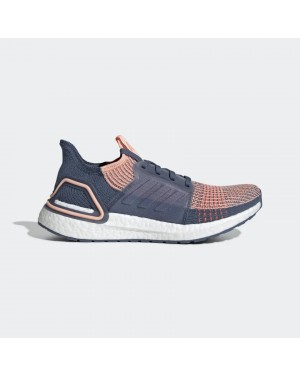 adidas UltraBOOST 19 W Glow Pink/Tech Ink/Solar Orange G54013