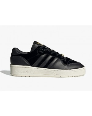 adidas Rivalry Low Core Black/Core Black-Footwear White EH0181