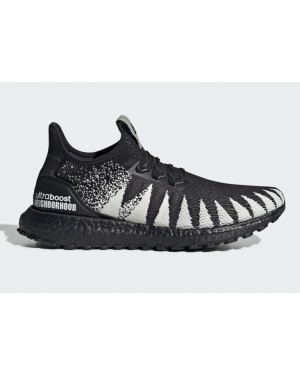 Neighborhood x Consortium Ultra Boost All Terrain Black/White - FU7313 - Adidas