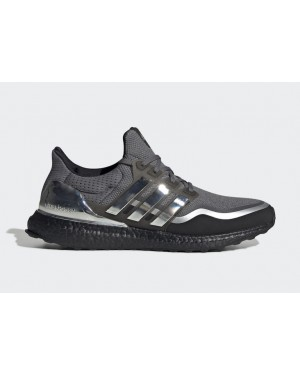 Ultra Boost Grey Four/Silver Metallic-Core Black - EG8103 - Adidas