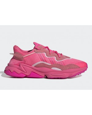 Ozweego Bright Cyan/Orchid Tint-Cloud White - EE5395 - Adidas