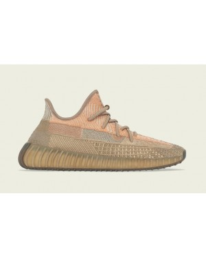 """Adidas Yeezy Boost 350 V2 """"Sand Taupe"""" Sand Taupe/Sand Taupe-Sand Taupe FZ5240"""
