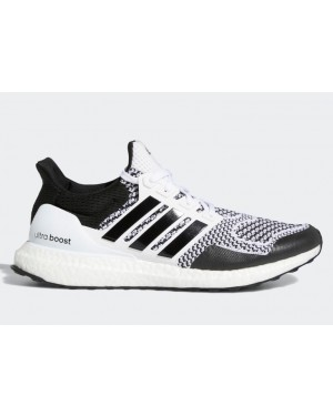 "Adidas Ultra Boost 1.0 DNA ""Cookies and Cream"" Cloud White/Black-Cloud White H68156"