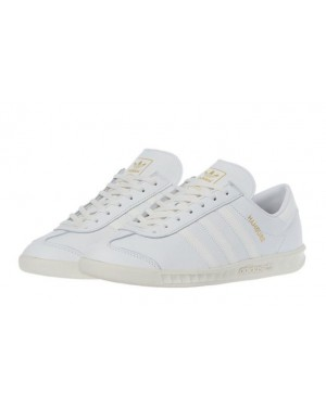 Adidas Hamburg Off White/Metallic Gold FX5671
