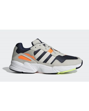 adidas Yung-96 Collegiate Navy/Raw White-Solar Orange F35017