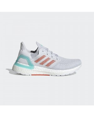 Adidas Primeblue UltraBoost 20 EG0770 Grey/Orange/Blue