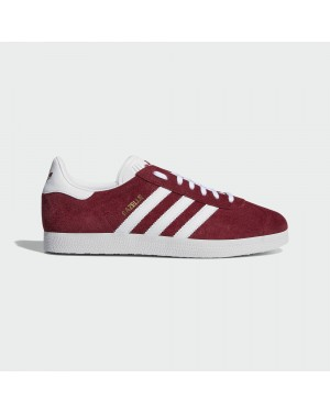 Adidas Gazelle B41645 Collegiate Burgundy/White/Gold Metallic