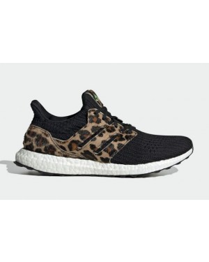 "Adidas Ultra Boost DNA ""Leopard"" FZ2731 Black"