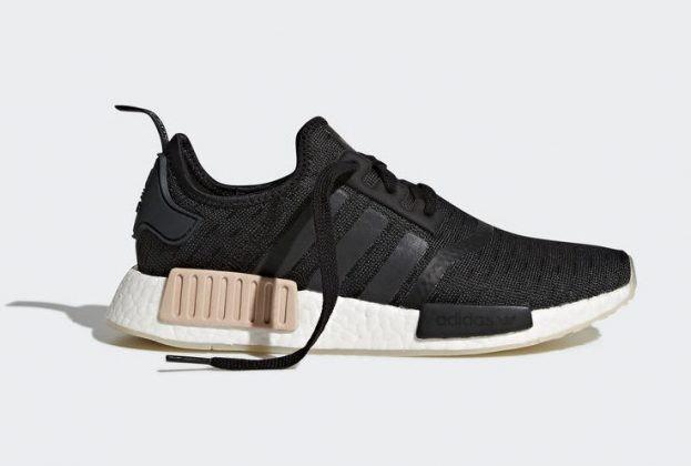 "Adidas Womens NMD R1 ""Black Carbon"" CQ2011"