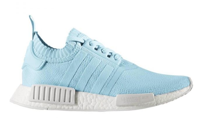Adidas Originals NMD R1 Women's PK Blue Sneakers BY8763
