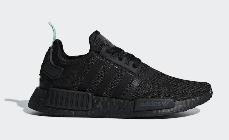 Adidas NMD R1 Shoes Black AQ1102