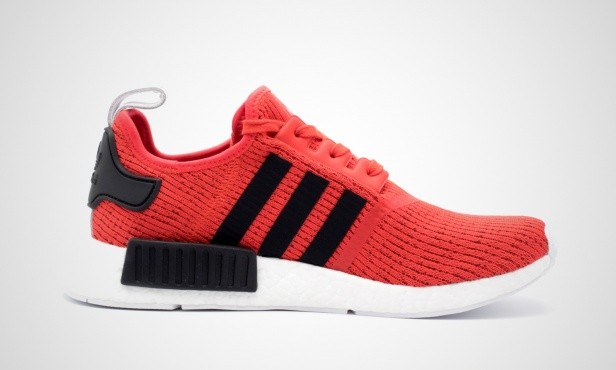 Adidas NMD R1 Red Black BB2885