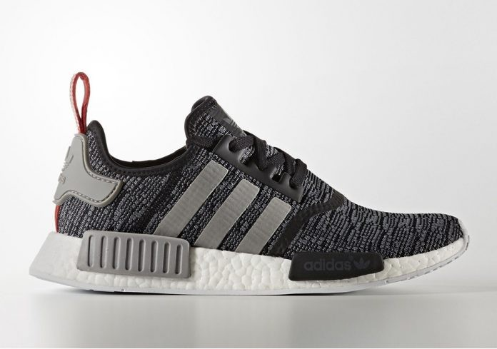 Adidas Originals NMD R1 Black Sneakers BB2884