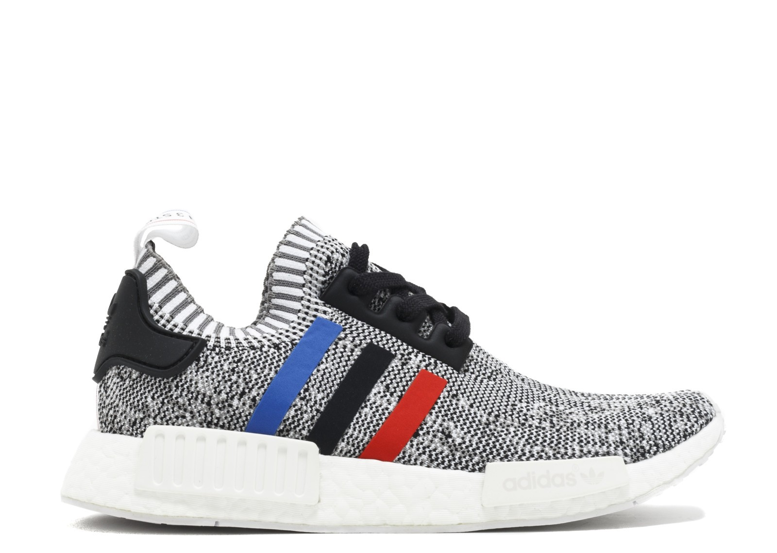 Adidas NMD R1 Tri Color Stripes White BB2888