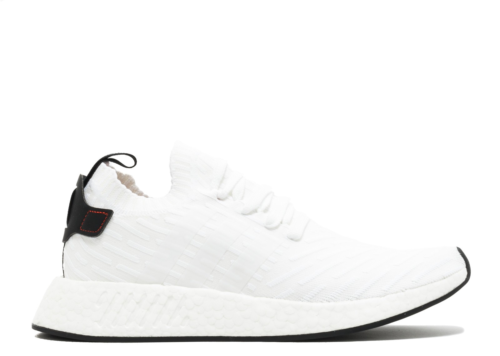 Adidas NMD R2 White Black BY3015