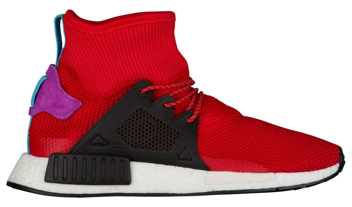 Adidas NMD XR1 Red Black BZ0632