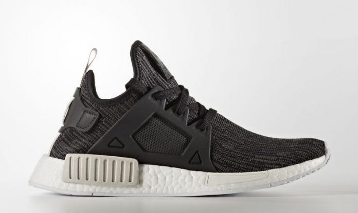Adidas Originals NMD XR1 PK Women's Black Sneakers BB2370