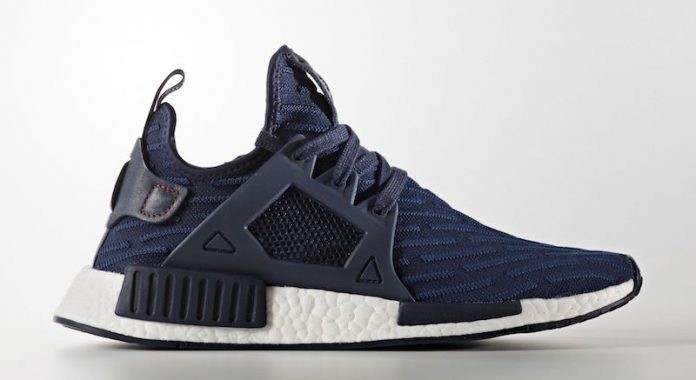 Adidas Originals NMD XR1 PK Blue Sneakers BA7215