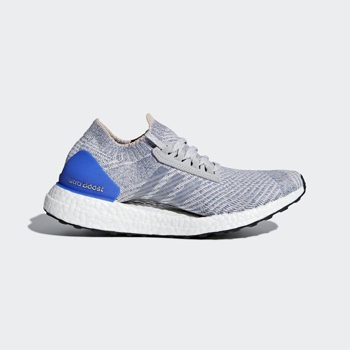 Adidas Performance Ultra Boost X Grey Sneakers BB6155