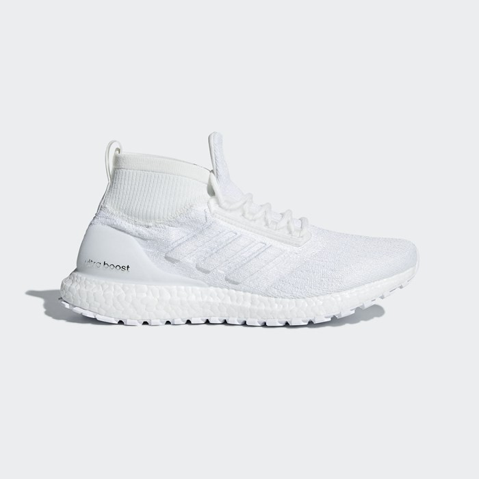 Adidas Ultraboost All-Terrain Shoes White BB6131