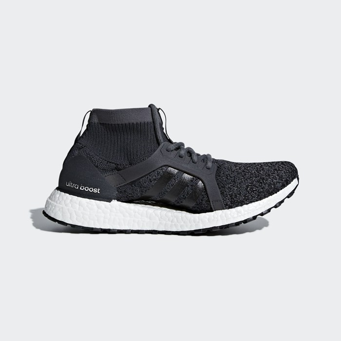 Adidas Ultraboost X All Terrain Shoes Grey BY8925