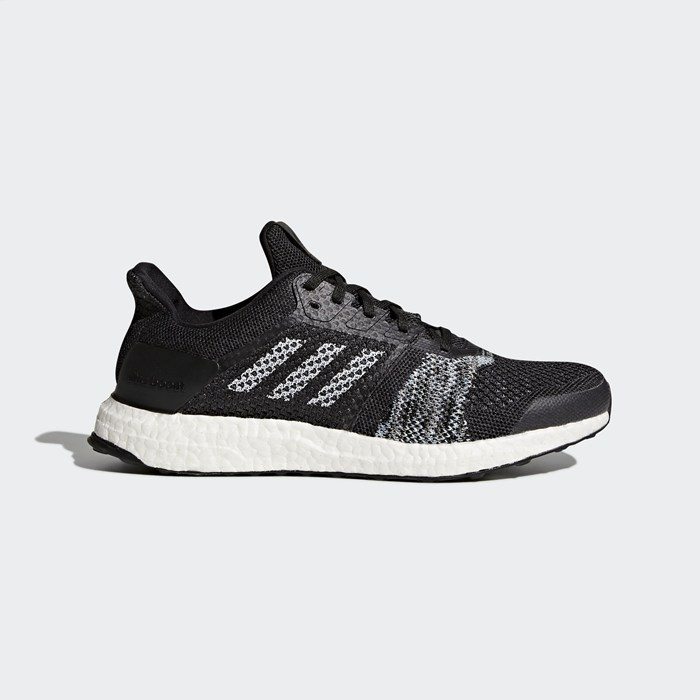 adidas Ultra BOOST ST Mens Running Trainer Shoes CQ2144