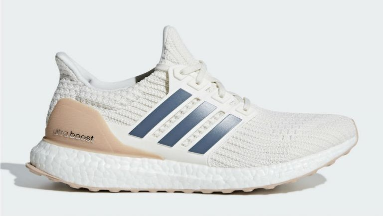 "Adidas Ultra Boost ""Show Your Stripes"" White CM8114"