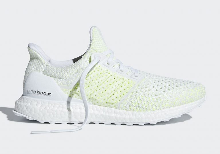 Adidas Ultra Boost Clima Solar Yellow AQ0481