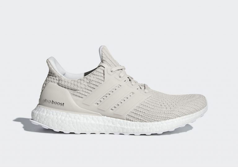 Adidas Ultra Boost 4.0 Chalk Grey BB6177