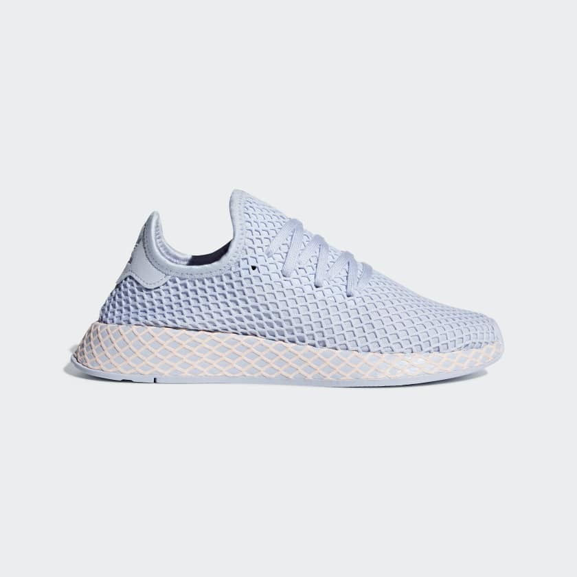 Adidas Deerupt Shoes Blue B37878