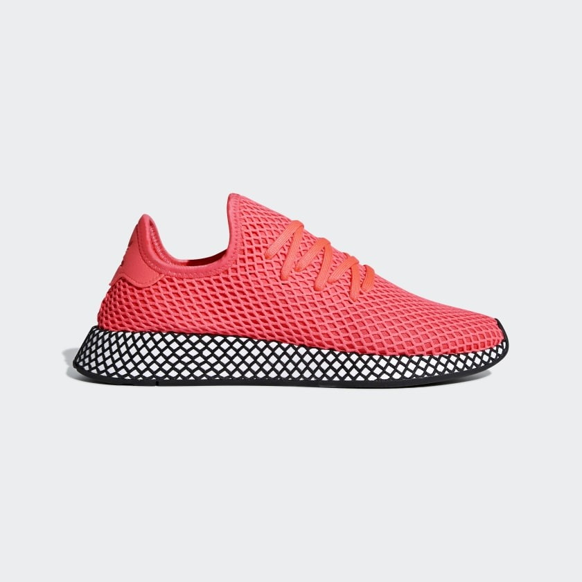 Adidas Deerupt Runner Shoes Pink B41769