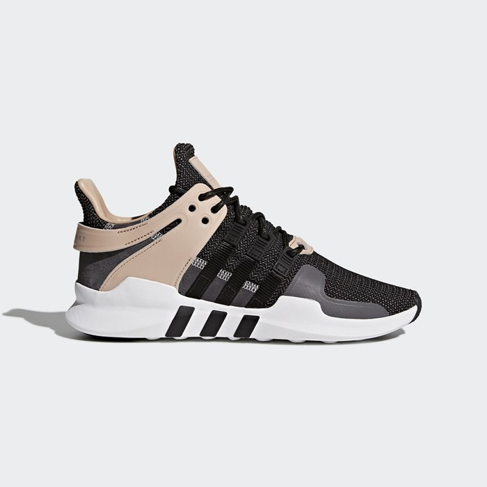 Adidas EQT Support ADV Shoes Women's Originals Black CQ2249