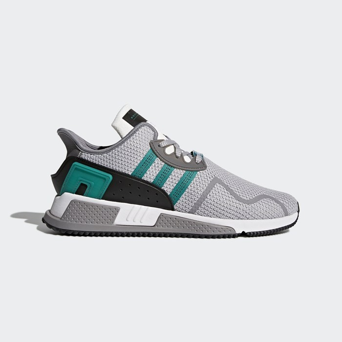 Adidas EQT Cushion ADV Shoes Men's Originals Grey AH2232
