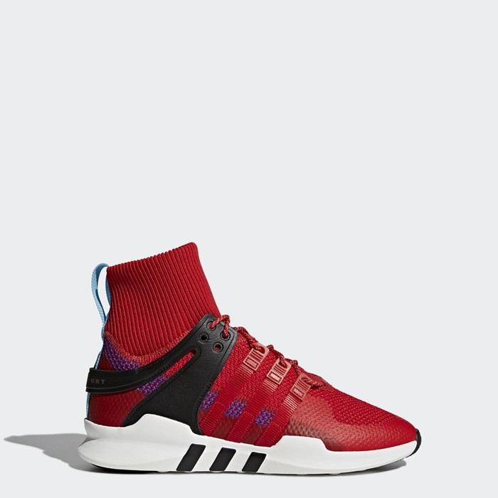Adidas EQT Support ADV Winter Shoes Originals Red BZ0640