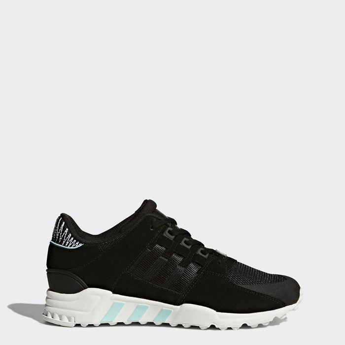 Adidas EQT Support RF Shoes Women's Originals Black BY8783