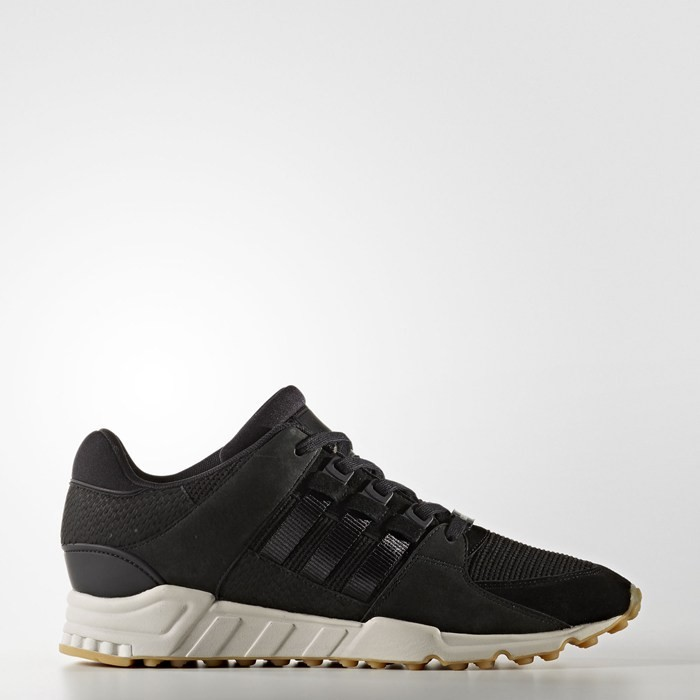 Adidas EQT Support RF Shoes Women's Originals Black BY9617
