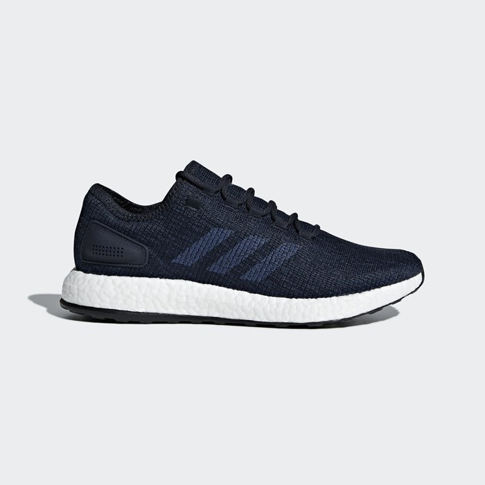 Adidas PureBOOST Shoes Men's Running Blue BB6279