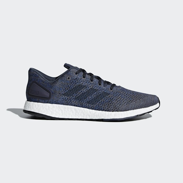 new style 40c55 0868d Adidas PureBOOST DPR Shoes Men s Running Blue BB6293