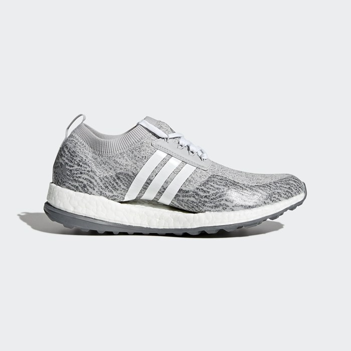 Adidas PureBOOST XG Shoes Women's Grey F33691