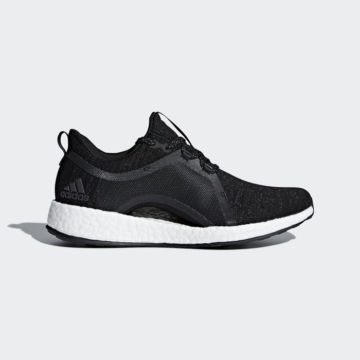 Adidas PureBOOST X LTD Shoes Women's Running Black BB6224