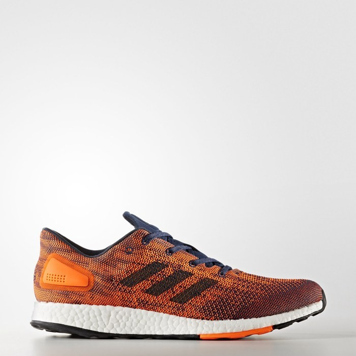 Adidas PureBOOST DPR Shoes Men's Running Orange S82011