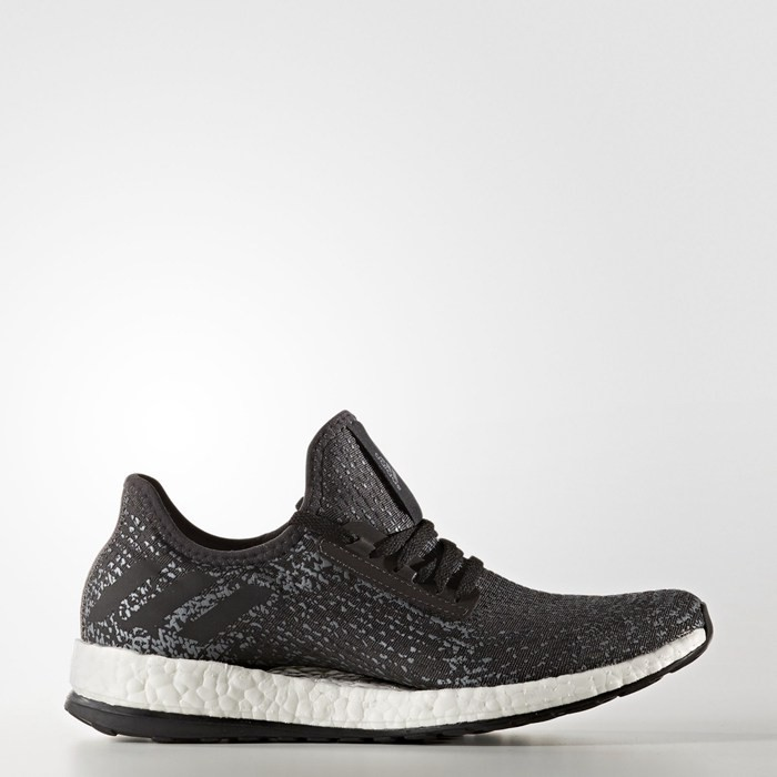 Adidas Pure Boost X Shoes Women's Running Black BB3430