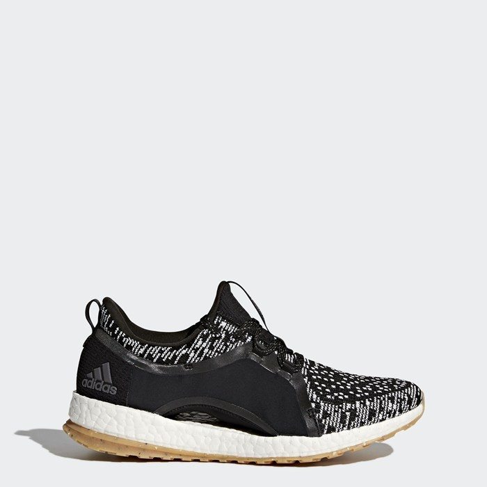 Adidas PureBOOST X All Terrain Shoes Women's Running Black BY2691
